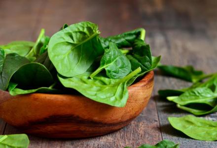 So gelingt Ihnen die Zubereitung von Spinat - Tip