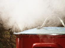 Dampfentsafter – für Obstsaft und Gelees - Tip