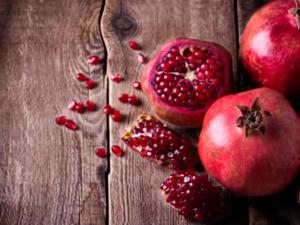 Wie isst man einen Granatapfel? - Tip