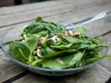 Leckerer Spinat – auch roh genießbar? - Tip