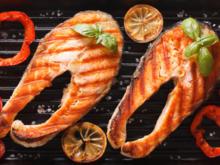 Lachs braten – Fisch ist gesund! - Tip
