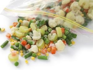 Nicht alle Lebensmittel eignen sich zum Einfrieren - Tip