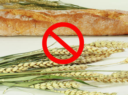 Auswirkungen bei einer Glutenunverträglichkeit - Tip