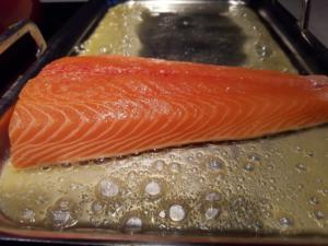 Biggi`s Tipp`s zu Fisch = Lachs filitieren ist doch garnicht sooooo schwer ! - Tip