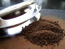 Schokolade reiben kann schmerzhaft sein/werden.... - Tip