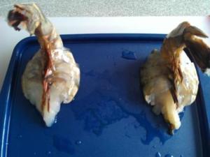 Biggi`s Tipp`s zu Meeresfrüchten = Langustinos ? oder sind es Gambas ? - Tip