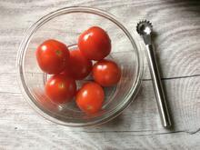 Tomaten entkernen - Tip