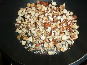 September ist der Zeitpunkt um Nüsse zu sammeln. - Tip