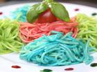 Foodhack: Bunte Spaghetti - Tip
