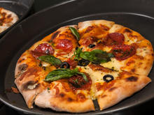 Pizza aufwärmen für Fortgeschrittene - Tip