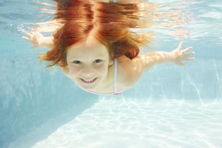 Der Mythos vom Besser-nichts-essen-vor-dem-Schwimmen-gehen - Tip