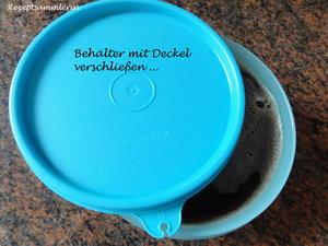 Schlechte Gerüche in Behältern!? - Tip
