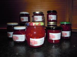 Erdbeermarmelade - Tip