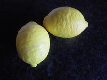 Jederzeit frischen Zitronenabrieb zur Hand - Tip