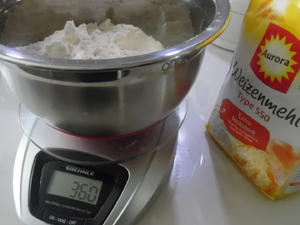 Cake- und Self-Rising-Flour selber machen - Tip