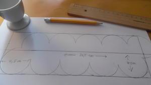 Deko-Rosen, einfache Herstellung - Tip