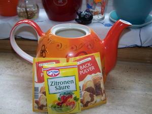 Teekannen Innenleben - Tip