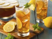 Erfrischung für heiße Sommertage: Eistee selber machen - Tip