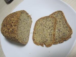 Allergiker Brot ohne Gluten, Laktose, Hefe, Soja, Nüsse etc - Tip