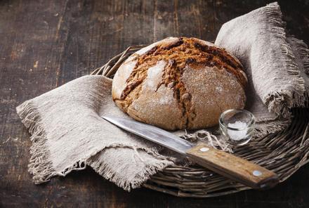 Schnelles Brot ganz ohne Hefe - Tip