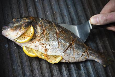 Wie grillt man Fisch? - Tip