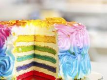 Eine mehrstöckige Torte zaubern - Tip