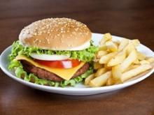 Burger, Pizza, Pommes – Gibt's das auch in gesund? - Tip