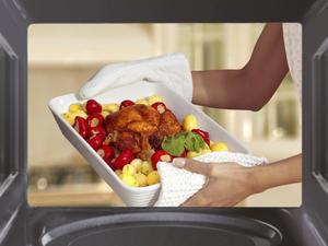 Wie ungesund ist Essen aus der Mikrowelle - Tip