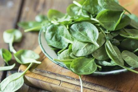 Blanchieren macht Spinat noch gesünder - Tip