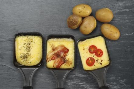 Tipps fürs Raclette und für den heißen Stein - Tip