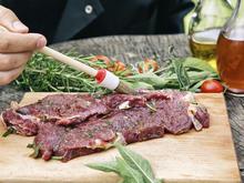 Fleisch richtig marinieren für Grillmeister - Tip