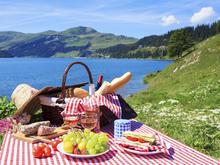 Unempfindliche Lebensmittel für ein Picknick einpacken - Tip
