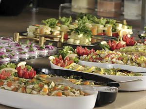 Köstlich feiern mit einem kalten Buffet - Tip