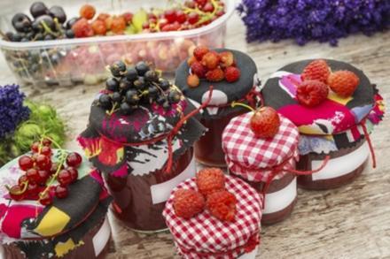 Obst einkochen und es haltbar machen - Tip