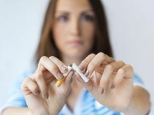 Gewichtzunahme nachdem man mit dem Rauchen aufgehört hat - Tip
