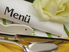 Das französische Menü hat eine lange Tradition - Tip