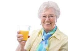 Verändertes Durstempfinden im Alter - Tip