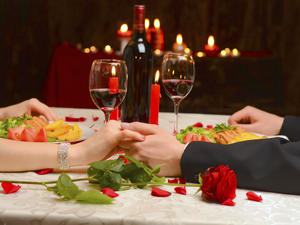 Welches Menü eignet sich bei einem Candlelight-Dinner? - Tip