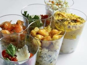 Fingerfood im Glas - Tip