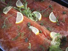Eine köstliche Abreibung: Trockenbeize für Fleisch und Fisch - Tip