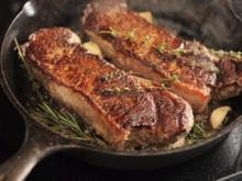 Saftiges Steak selbst braten - Tip