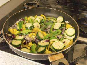 Gemüse dünsten – die schonende Garmethode - Tip