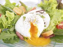Pochieren von Eiern ist einfacher als gedacht - Tip