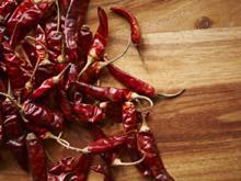 Chili leicht zuhause trocknen - Tip
