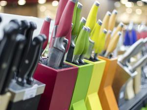 Küchenmesser: die wichtigsten Messerarten - Tip