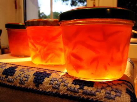 Marmelade oder Gelee - Tip