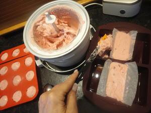 Eis auf Vorrat zubereiten - Tip