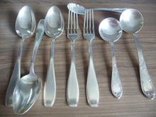 Silberbesteck schnell wieder strahlend - Tip