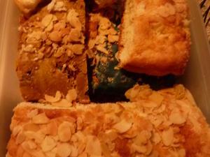 Kuchenreste verwerten - Tip