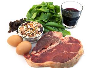 Diese Lebensmittel sind natürliche Eisenquellen - Tip